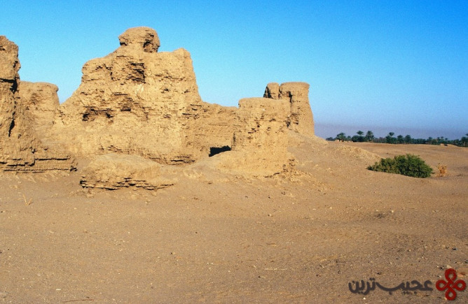 نخن یا هیراکونپولیس، مصر
