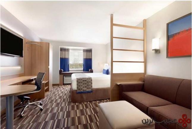 هتل و سوئیتهای مایکروتل در سواحل ویندهام جورج تاون دلویر، جورج تاون