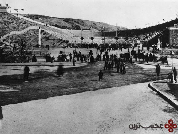 ورزشگاههای المپیک آتن 1896