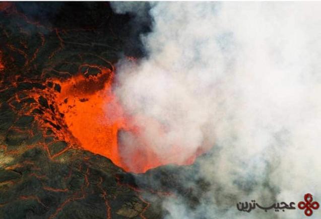 پارک ملی کوههای آتشفشانی هاوایی، هاوایی