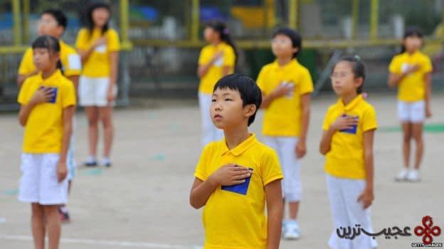 کره جنوبی؛ سرودی با تُن بالا