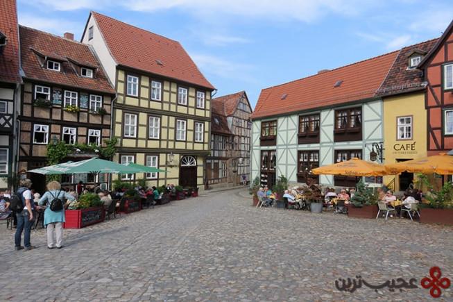 کوئدلینبرگ، آلمان