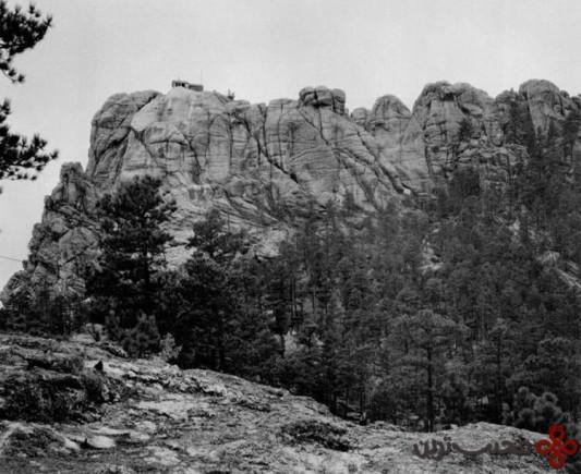 کوه راشمور 1910