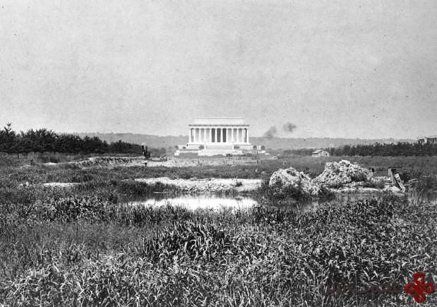 یادبود لینکلن 1921
