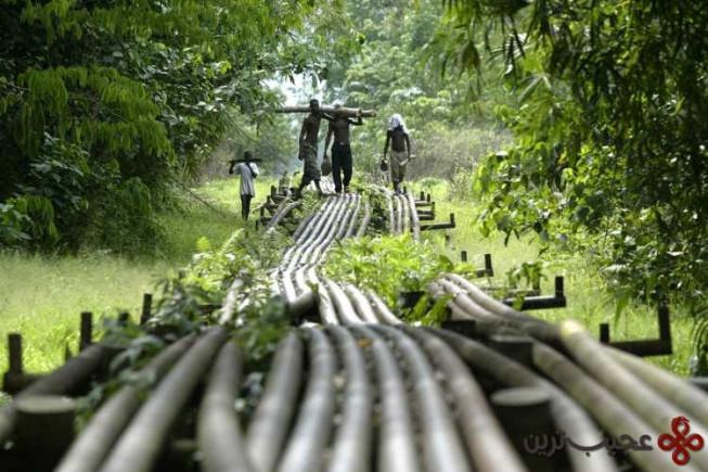 ۱۰ نیجریه (۳۷٫۰۷ میلیارد بشکه نفت)