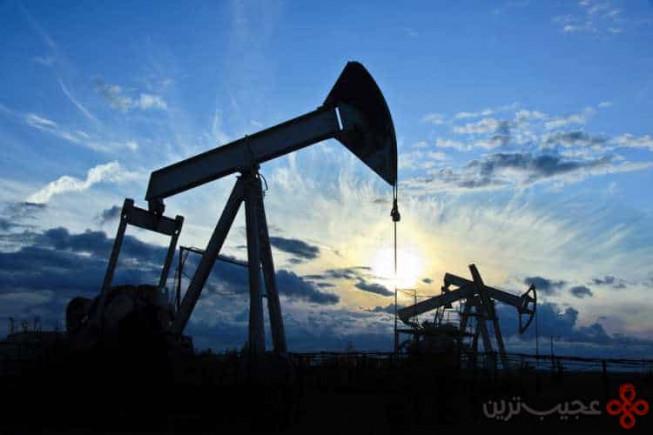 ۱۱ آمریکا (۳۶٫۵۲ میلیارد بشکه نفت)