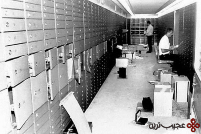 ۱ بانک یونایتد کالیفرنیا، شهر لاگونا نیگوئل، ایالت کالیفرنیا، سال ۱۹۷۲