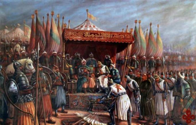 ۱ جنگهای مذهبی ایبری (شروع از سال ۷۱۱ تا ۱۴۹۲ میلادی؛ ۷۸۱ سال جنگ)
