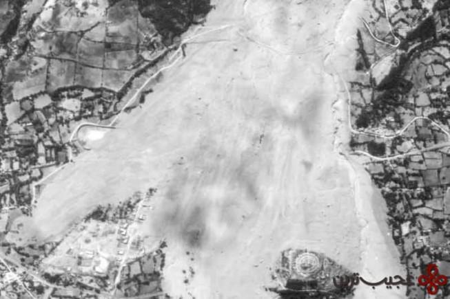 ۳ بهمن کوه اوآسکاران، پرو، ژانویه ۱۹۶۲ (۴۰۰۰ کشته)