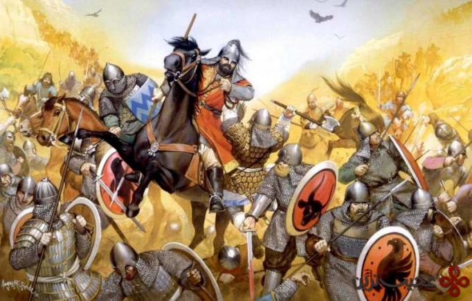 ۵ جنگهای بیزانسیها و سلجوقیان (شروع از ۱۰۴۸ تا ۱۳۰۸ میلادی؛ ۲۶۰ سال جنگ)