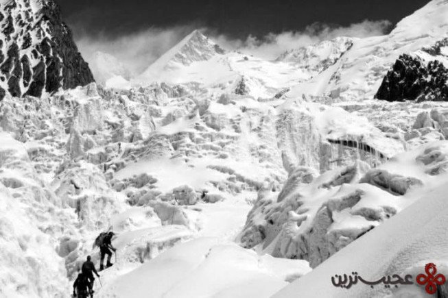 ۵ زمستان وحشتناک، کوه های آلپ، ۱۹۵۰ تا ۱۹۵۱ (۲۶۵ کشته)