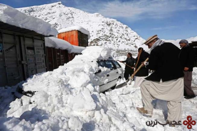 ۷ بهمن های افغانستان، بدخشان، افغانستان، مارس ۲۰۱۲ (۲۰۱ کشته)
