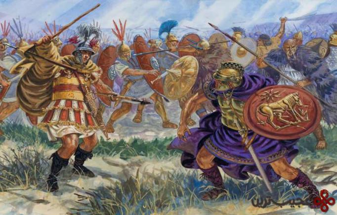 ۸ جنگهای ایران و سلوکیان (شروع از ۲۳۸ سال پیش از میلاد مسیح تا ۱۲۹ سال پیش از میلاد مسیح؛ ۱۰۹ سال جنگ)