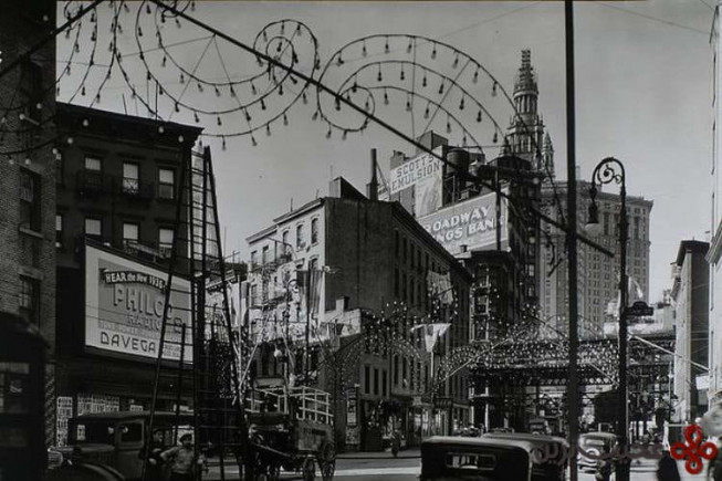 ۸ شرکت منهتن، نیویورک، سال ۱۹۳۵