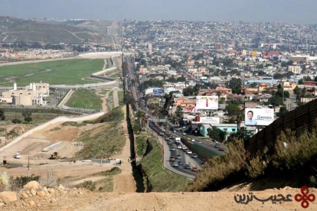 ۹ تیخوانا، مکزیک (وقوع ۳۹ فقره قتل از هر ۱۰۰ هزار نفر در سال)