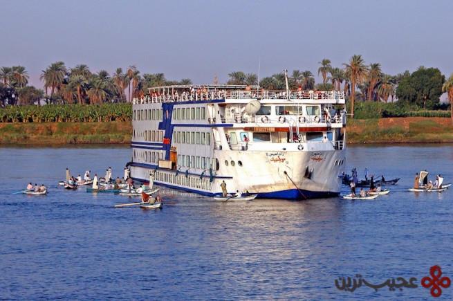 1سفر دریایی رودخانه نیل