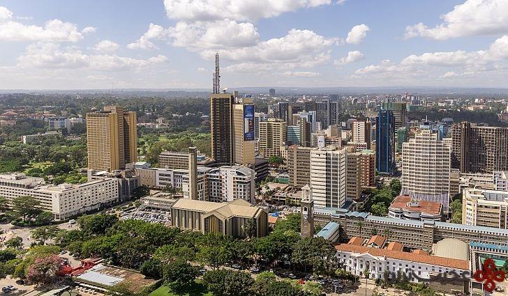 #10 nairobi, kenya