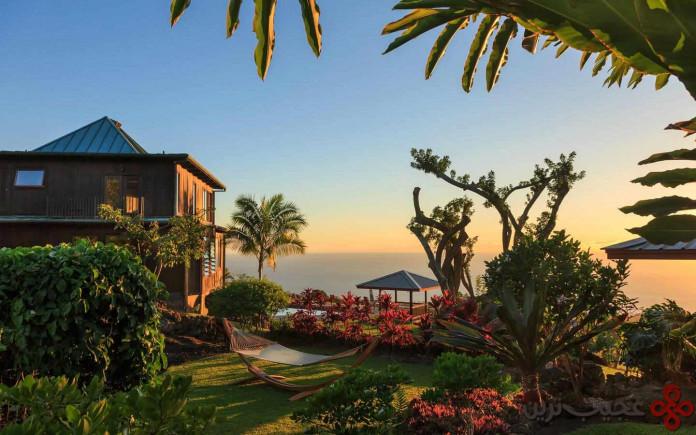 11 هتلholualoa iin، هاوایی