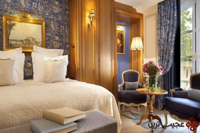 15 هتل auberge du jeu du paume ، ایل دو فرانس2