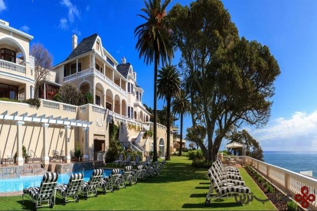 16 هتل ellerman house، کیپ تاون آفریقای جنوبی