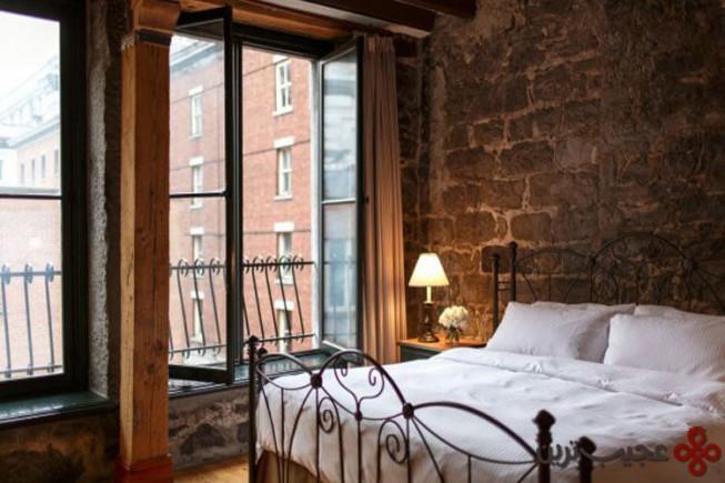 17 هتل auberge du vieux port ، مونترال کانادا2