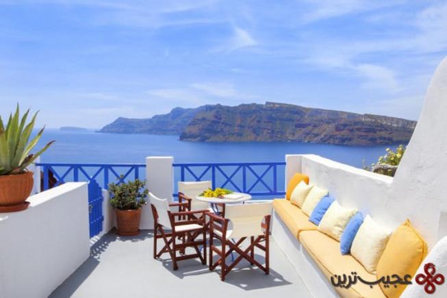18 هتل اسپراس (esperas )، یونان