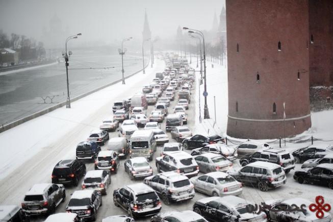 2مسیر مسکو به سنت پترزبورگ