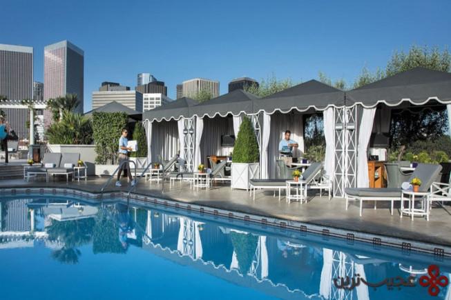 2 هتل بورلی هیلز (beverly hills) ، بورلی هیلز کالیفرنیا