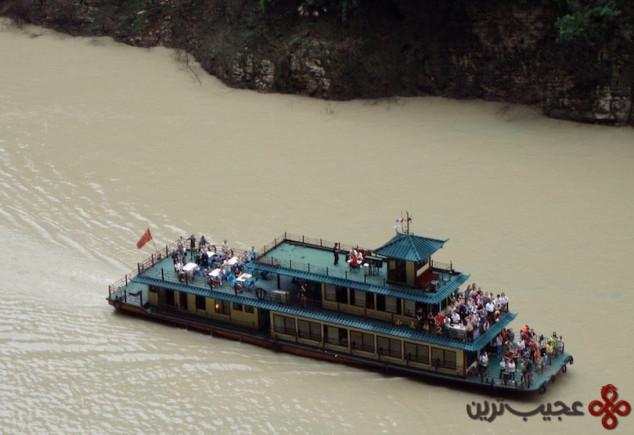 3سفر دریایی رودخانه یانگ تسه