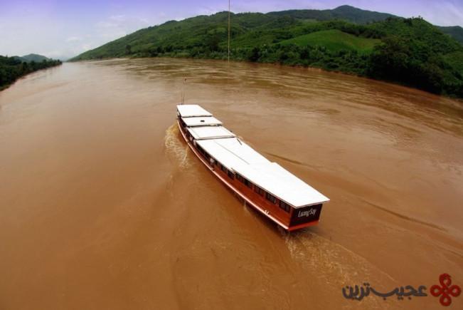 5سفر دریایی رودخانه مکونگ