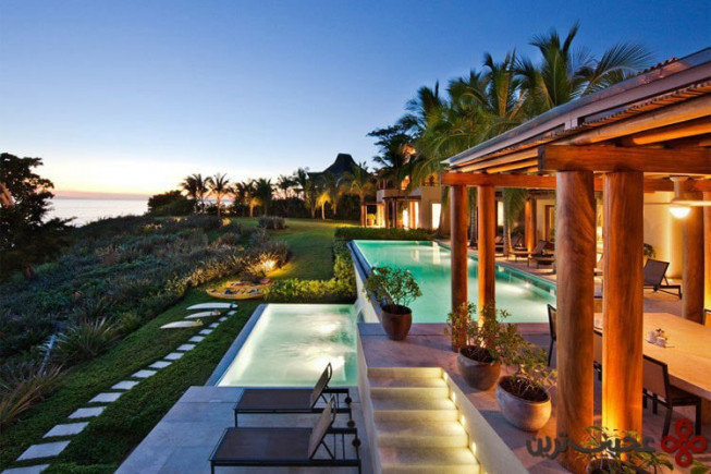 8 هتلst regis punta mita، پورتو بایارتا مکزیک