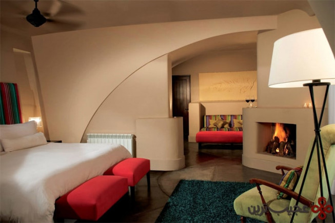 9 هتل cavas wins lodge، آرژانتین