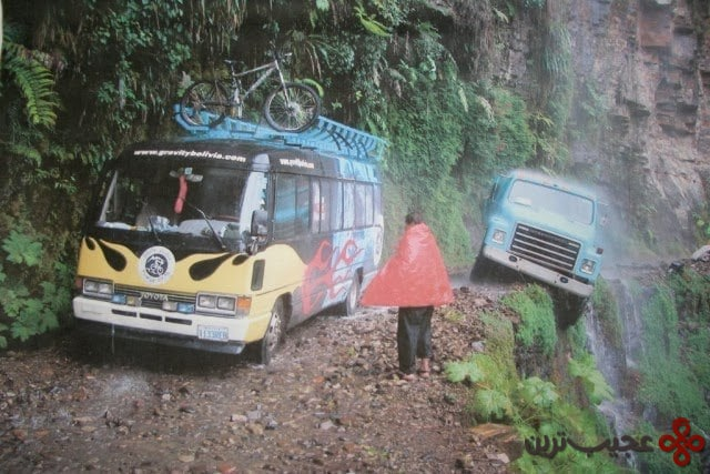 old yungas road