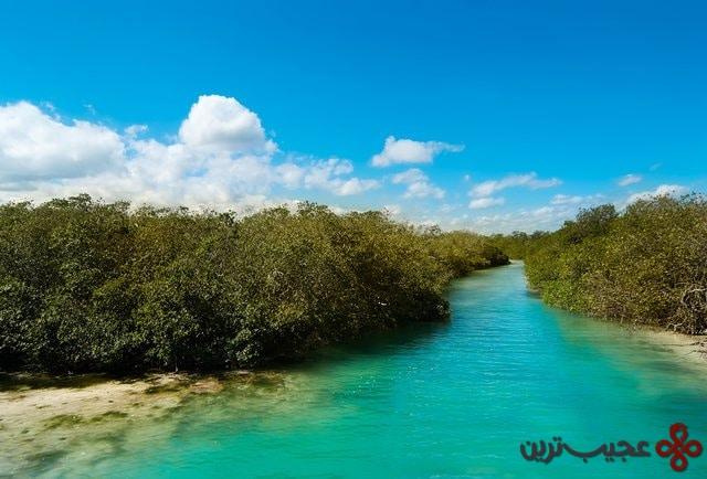 sian ka'an coastal biosphere reserve