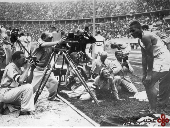 المپیک نازی اولین رویداد ورزشی بود که زنده از تلویزیون پخش شد