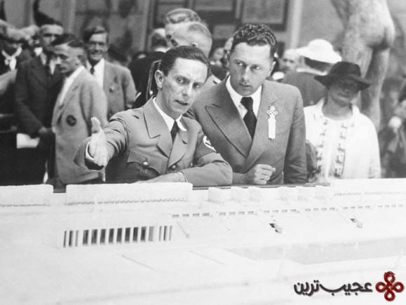 اگر «جوزف گوبلز» نبود، هیتلر تحریم را میپذیرفت