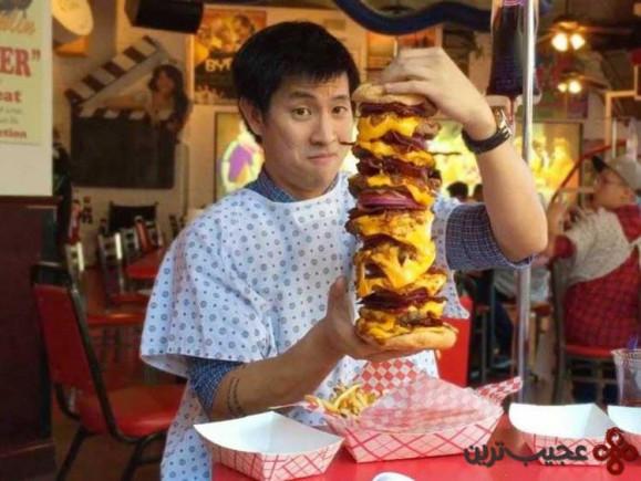 رستوران گریل حمله قلبی، لاسوگاس، نوادا