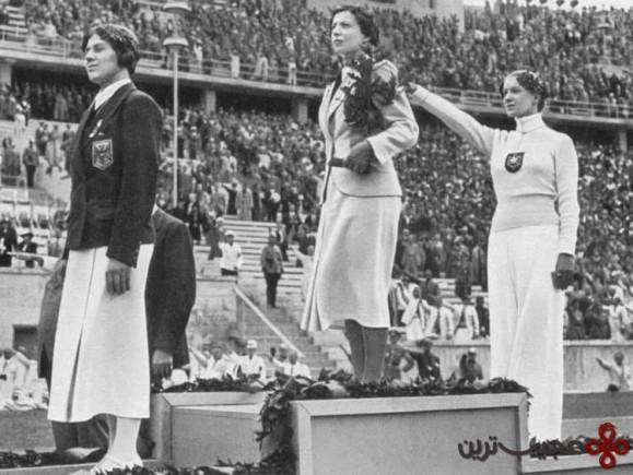نازیها یهودستیزی خود را پشت یک ورزشکار یهودی پنهان کردند
