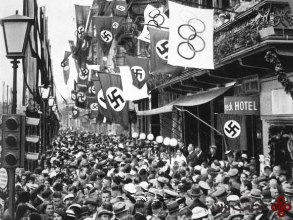 هیتلر قبل از المپیک دستور زیباسازی برلین را داد