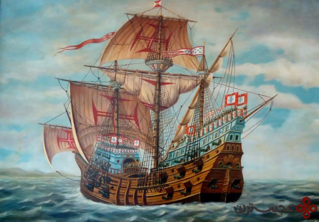 کشتی فلور دِلامار