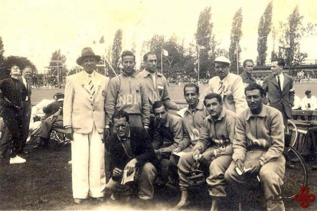 ۱۰ مسابقات المپیک سال ۱۹۴۸