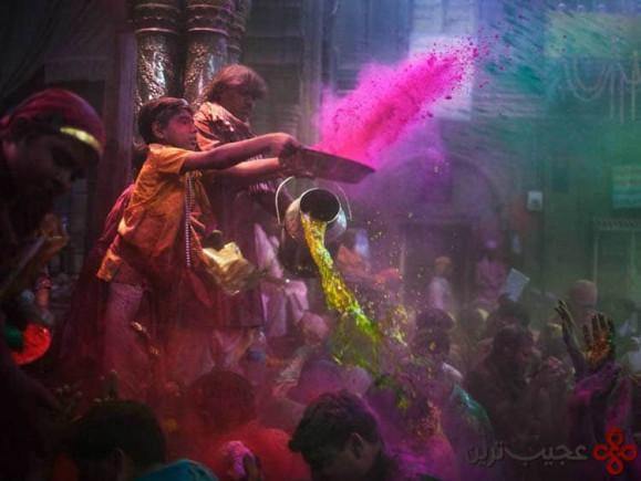 ۱۱ جشنوارهی هولی، هند
