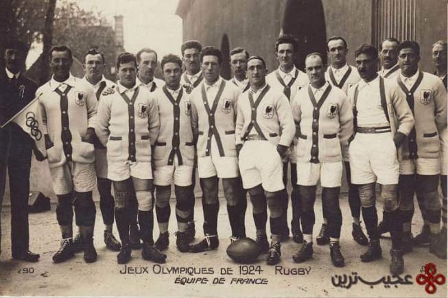 ۱۵ مسابقات المپیک سال ۱۹۲۴