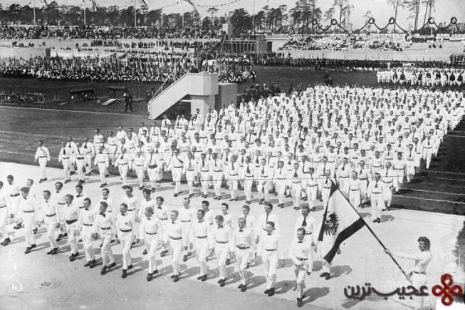 ۱۶ مسابقات المپیک سال ۱۹۱۶