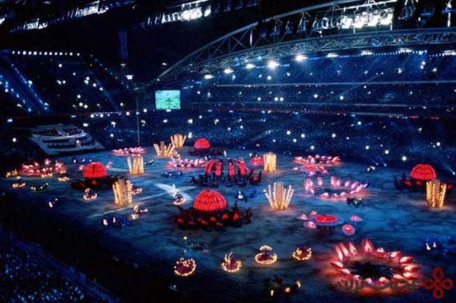 ۲۰ مسابقات المپیک سال ۲۰۰۰