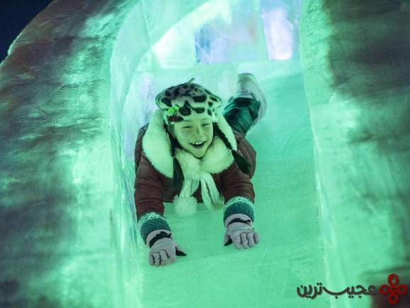 ۲ جشنوارهی بینالمللی برف و یخ هاربین، چین