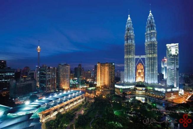 ۲ کوالالامپور، مالزی