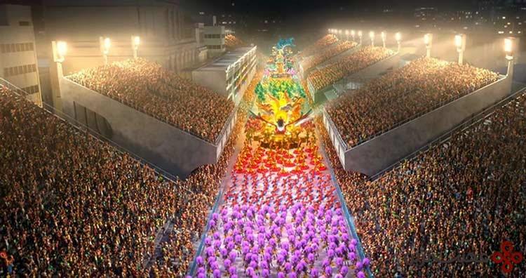۳ جشنوارهی ریودوژانیرو، برزیل