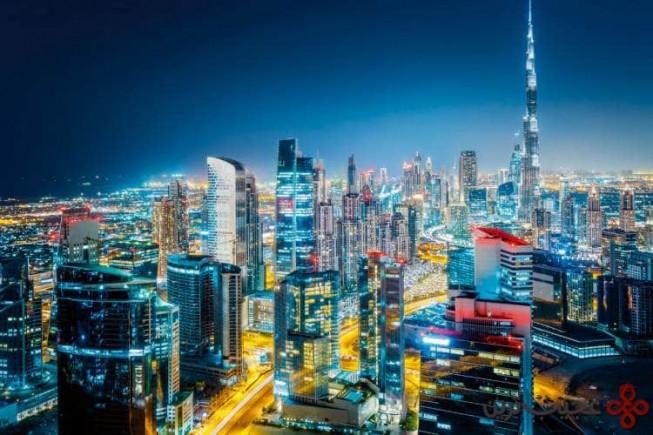 ۳ دبی، امارات متحده عربی؛ ۱۴۹ آسمانخراش