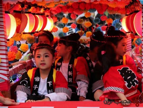 ۴ جشنوارهی عروسکهای میکونی، ژاپن